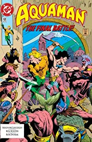 Aquaman (1991-1992) #12