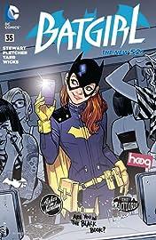 Batgirl (2011-2016) #35