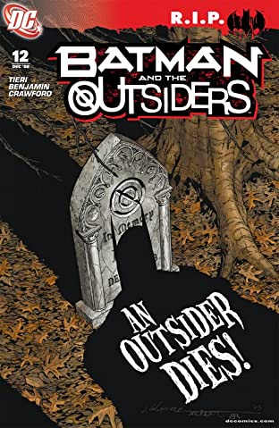 Batman and the Outsiders No.12