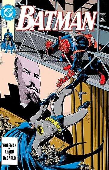 Batman (1940-2011) #446