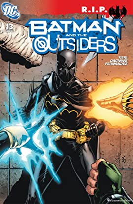 Batman and the Outsiders No.13