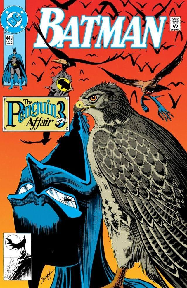 Batman (1940-2011) #449