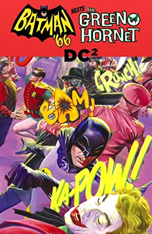 Batman '66 Meets The Green Hornet #11