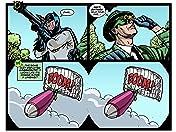 Batman '66 Meets The Green Hornet #11