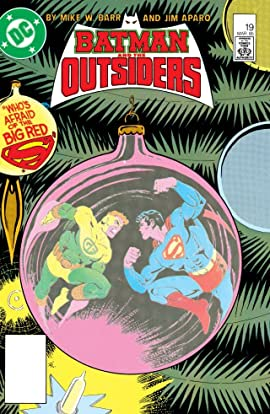 Batman and the Outsiders (1983-1987) #19