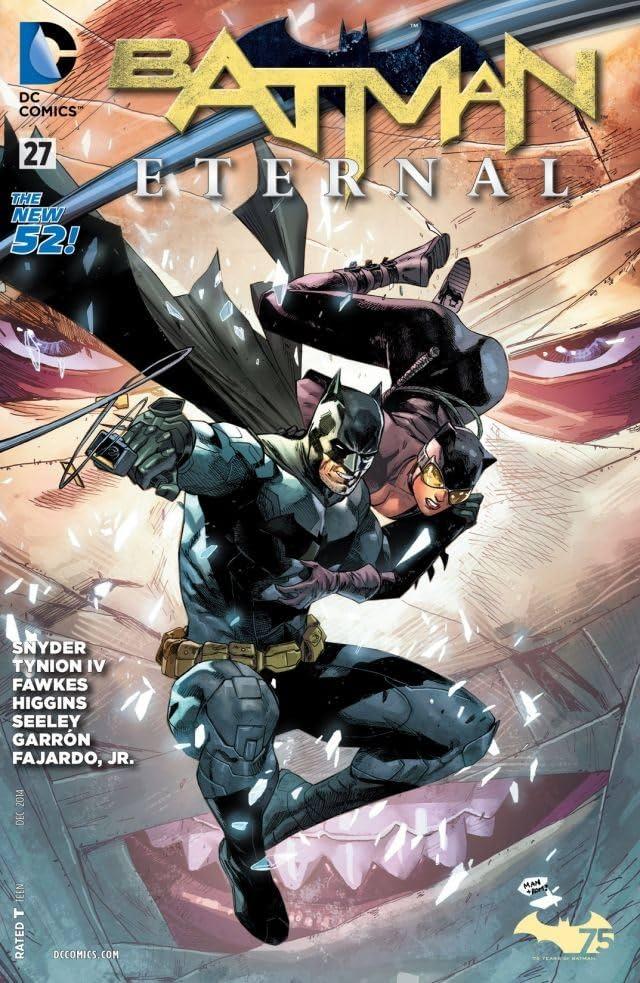 Batman Eternal (2014-2015) #27