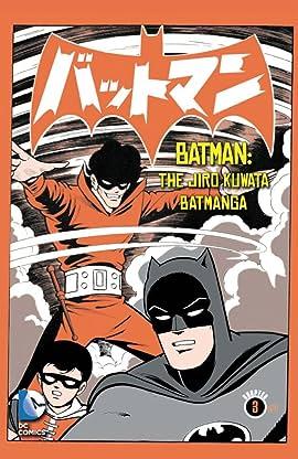 Batman: The Jiro Kuwata Batmanga #15