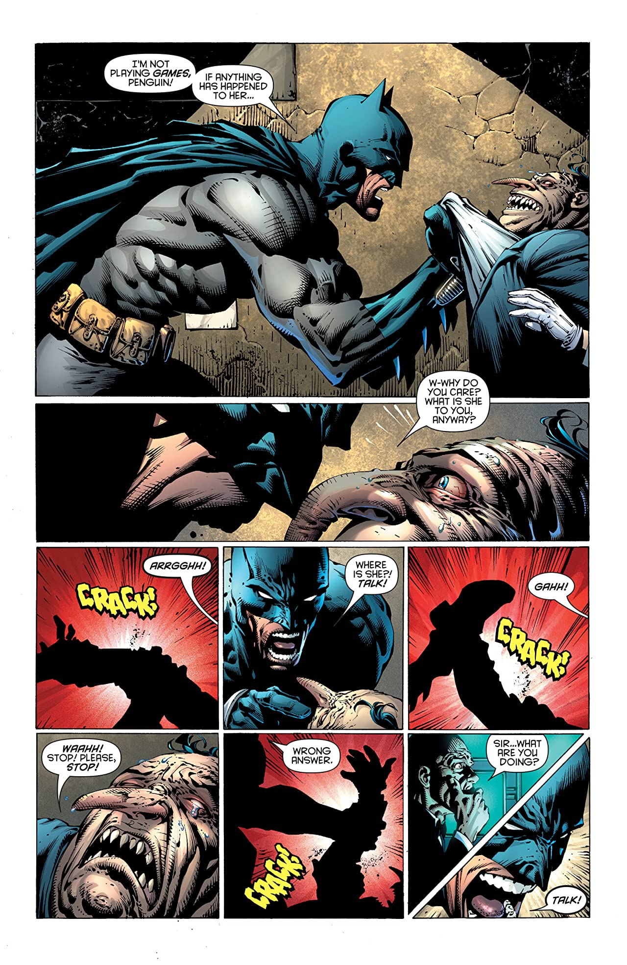 Batman: The Dark Knight (2010) #2