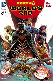Earth 2: World's End (2014-2015) #1