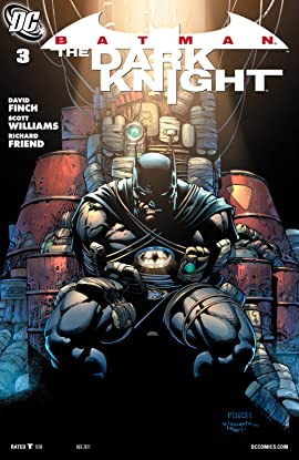 Batman: The Dark Knight (2010) #3