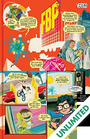 FBP: Federal Bureau of Physics #14