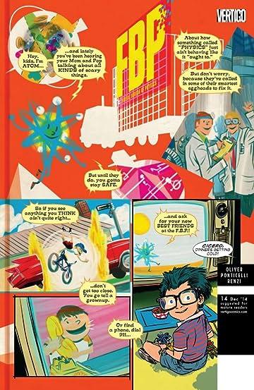 FBP: Federal Bureau of Physics #14