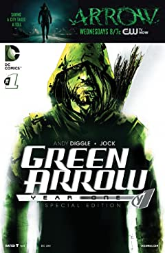 Green Arrow: Year One No.1: Special Edition