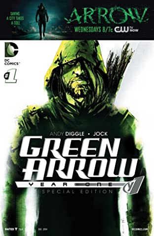 Green Arrow: Year One #1: Special Edition
