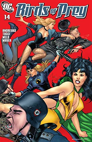 Birds of Prey (2010-2011) #14