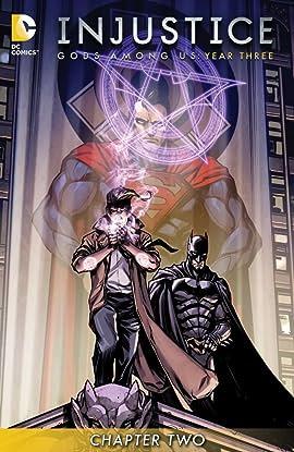 Injustice: Gods Among Us: Year Three (2014-2015) #2