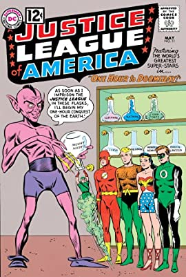 Justice League of America (1960-1987) #11