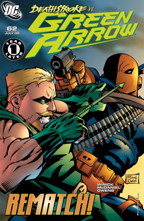 Green Arrow (2001-2007) #62