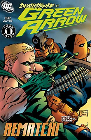 Green Arrow (2001-2007) #62
