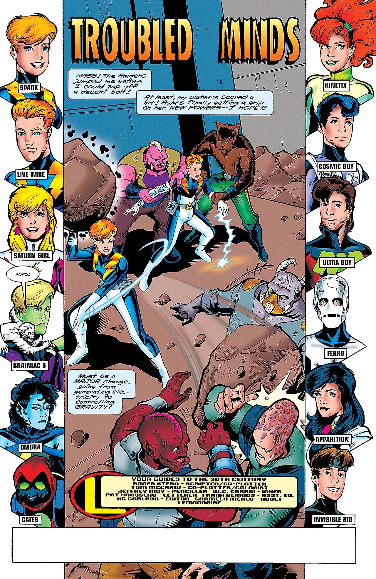 Legionnaires (1993-2000) #57