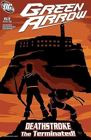 Green Arrow (2001-2007) #63