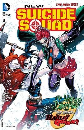 New Suicide Squad (2014-2016) #3