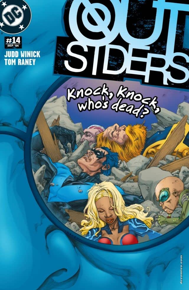 Outsiders (2003-2007) #14