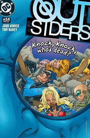 Outsiders (2003-2007) #14