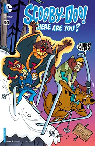 Scooby-Doo, Where Are You? (2010-) No.50