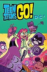Teen Titans Go! (2013-) #12