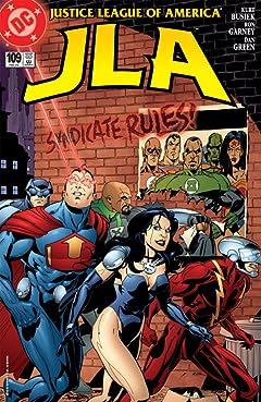 JLA (1997-2006) #109