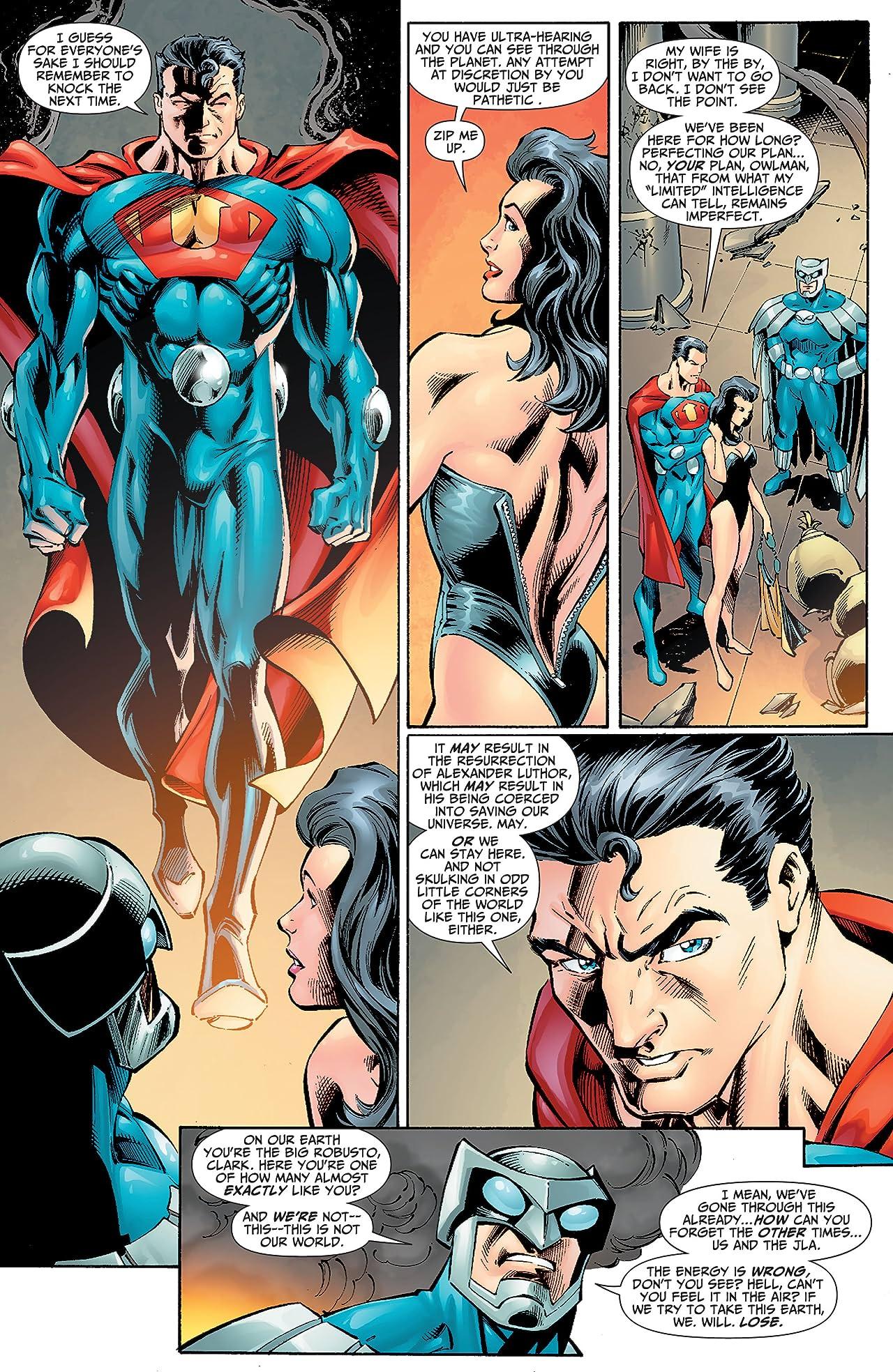 Justice League of America (2006-2011) #50