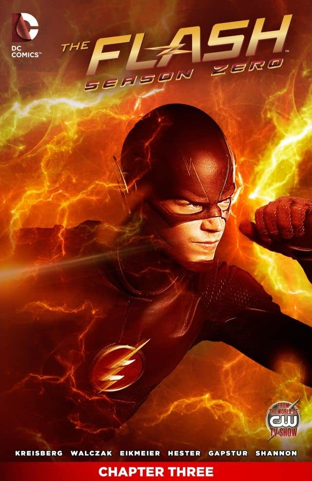 The Flash: Season Zero (2014-2015) #3