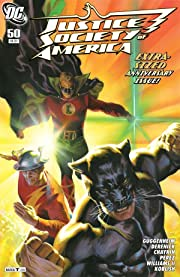 Justice Society of America (2007-2011) #50