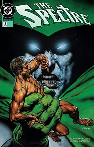 The Spectre (1992-1998) #2