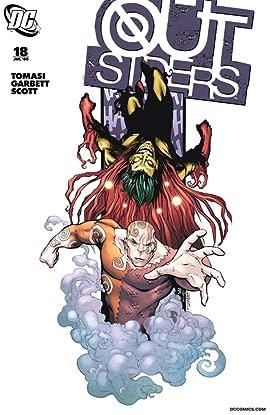 Outsiders (2007-2011) #18