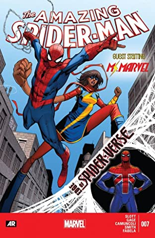 Amazing Spider-Man (2014-2015) No.7