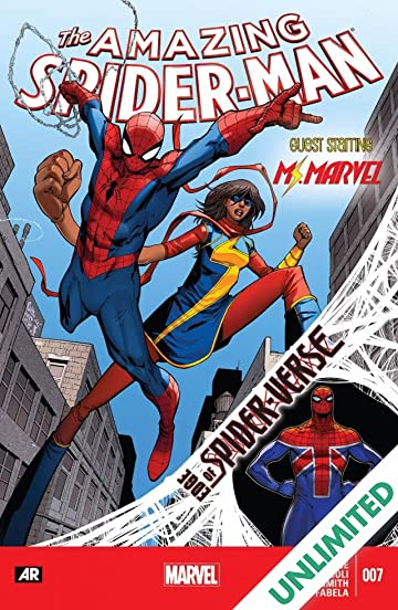 Amazing Spider-Man (2014-2015) #7
