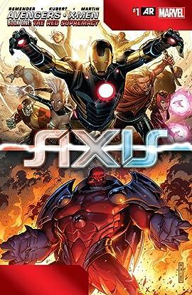 Avengers & X-Men: Axis #1 (of 9)