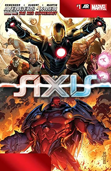 Avengers & X-Men: Axis #1 (of 9)