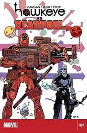 Hawkeye vs. Deadpool #1 (of 4)