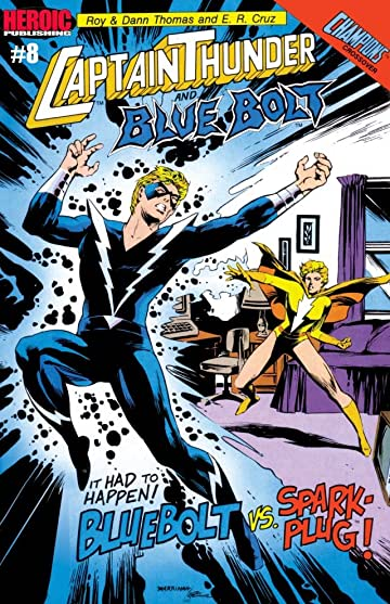 Captain Thunder and Blue Bolt #8