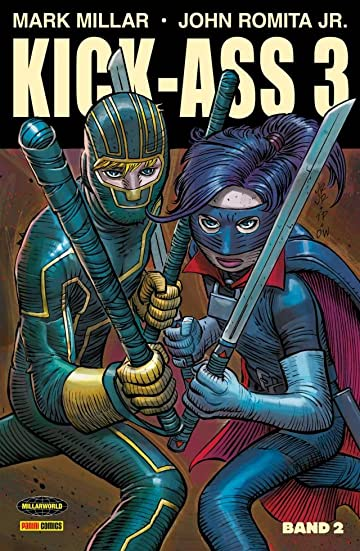 Kick-Ass 3 Vol. 2