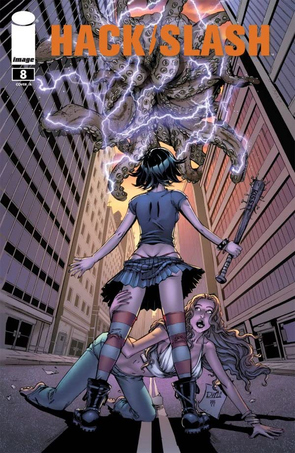 Hack/Slash (2011-2013) #8