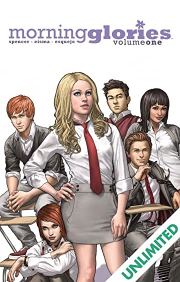 Image result for morning glories comic