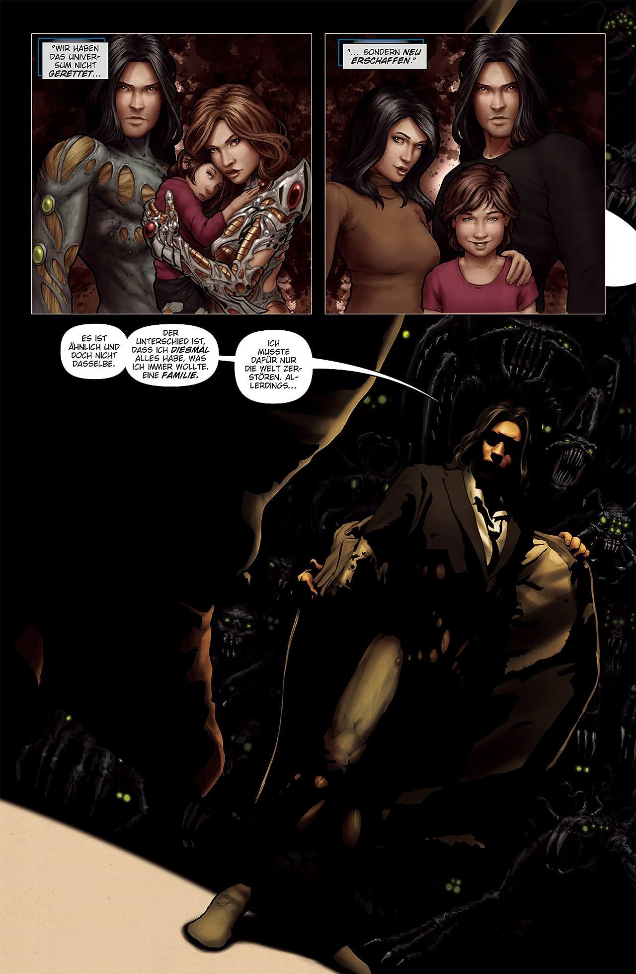 Darkness Vol. 1: Der Riss im Dasein