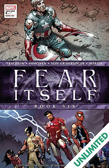 Fear Itself #6 (of 7)
