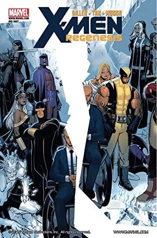 X-Men: Regenesis No.1