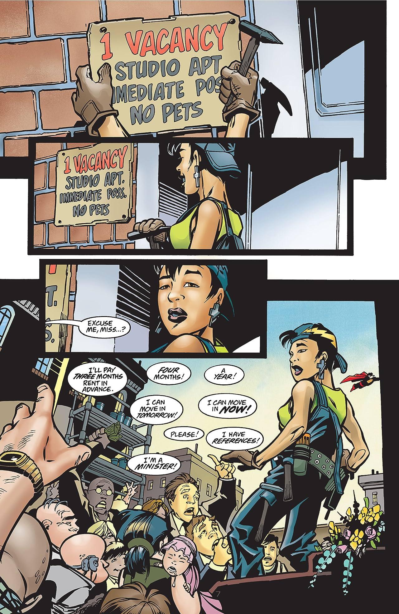 Nightwing (1996-2009) #30