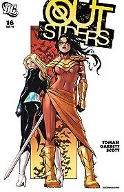 Outsiders (2007-2011) #16